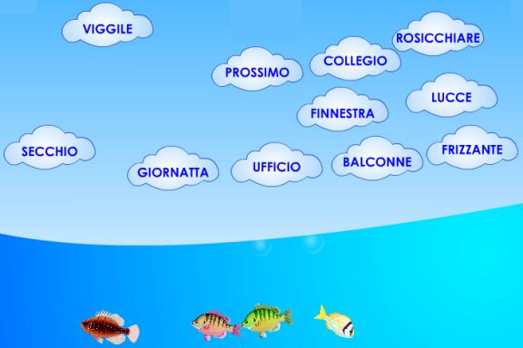 Trenonline2 ripasso ortografia for Baby flash italiano doppie