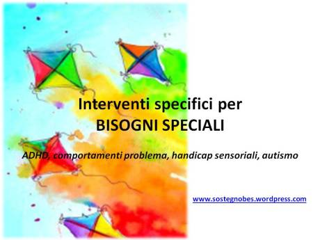 4 - Interventi specifici T
