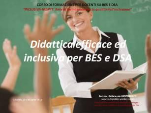Didattica efficace inclusiva - A. Vantaggiato ok